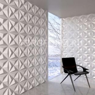 Форма для 3D панелей. арт-18