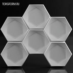 """Форма для 3D панелей """"eco-D1"""""""
