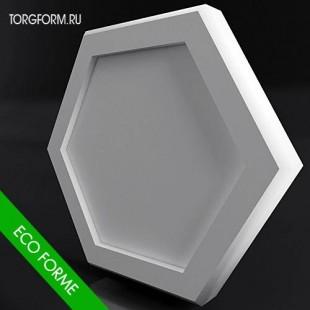 """Форма для 3D панелей """"eco-D2"""""""