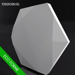 """Форма для 3D панелей """"eco-D3"""""""