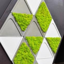 """Форма для 3D панелей """"eco-Y1"""""""