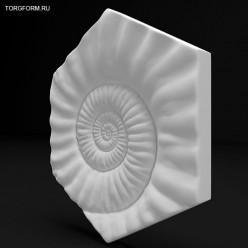 """Форма для 3D панелей """"Ocean-1"""""""
