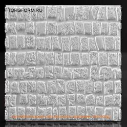 """Форма для 3D камня """"Горный"""""""