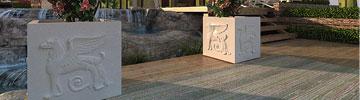 Формы для бетона (декор)