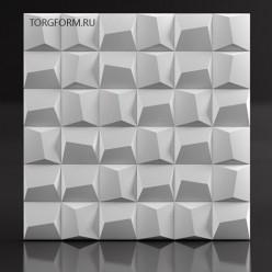 "Форма для 3D панелей ""Сliff"""