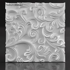 """Форма для 3D панелей """"Agave"""""""