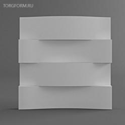"""Форма для 3D панелей """"Дуги"""""""