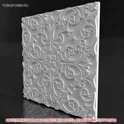 "Форма для 3D панелей ""Asia"""