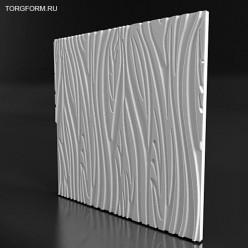 """Форма для 3D панелей """"Bark"""""""