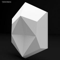 """Форма для 3D панелей """"Bevel"""""""
