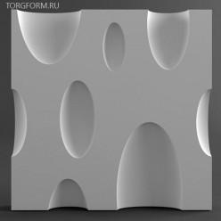 "Форма для 3D панелей ""Bubbles"""
