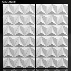 "Форма для 3D панелей ""Corner"""