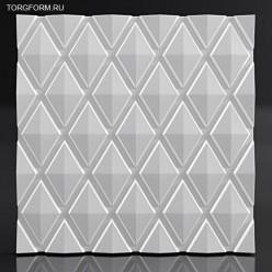 """Форма для 3D панелей """"Diamond"""""""