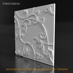 """Форма для 3D панелей """"Garden"""""""