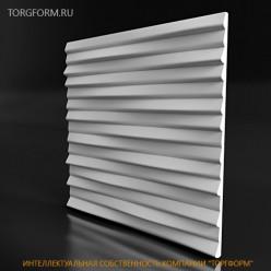 """Форма для 3D панелей """"Linen"""""""