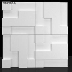 "Форма для 3D панелей ""Mosaic"""