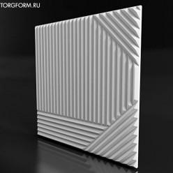 "Форма для 3D панелей ""OSB -1"""