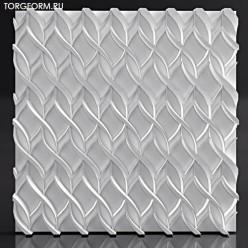 "Форма для 3D панелей ""Pannier"""