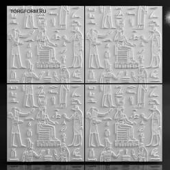 """Форма для 3D панелей """"Papyrus"""""""
