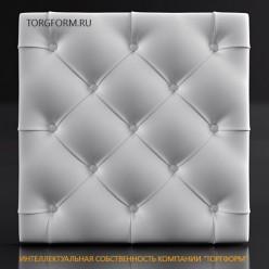 "Форма для 3D панелей ""Pillow-2"""