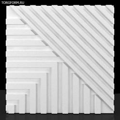 """Форма для 3D панелей """"Plate-1"""""""