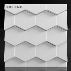 "Форма для 3D панелей  ""Roof"""