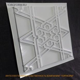 """Форма для 3D панелей  """"Рукба """""""