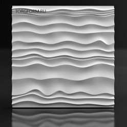 """Форма для 3D панелей """"Sand"""""""