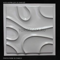"""Форма для 3D панелей """"Шаула"""""""