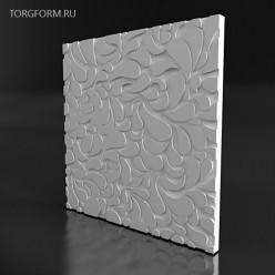 "Форма для 3D панелей ""Sheet"""