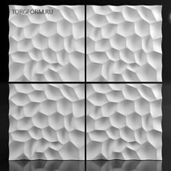 """Форма для 3D панелей  """"Slope """""""