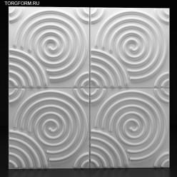 """Форма для 3D панелей """"Stains"""""""