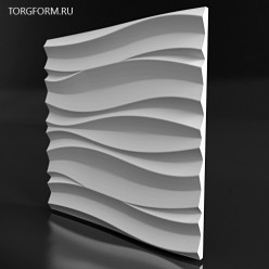 """Форма для 3D панели """"Stilte"""""""