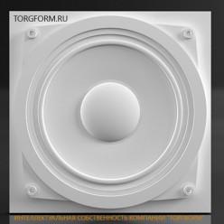 "Форма для 3D панелей ""Tempo"""
