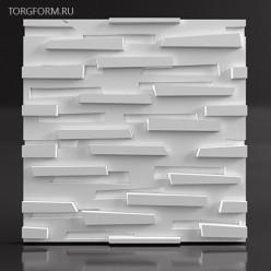 "Форма для 3D панелей  ""Top"""