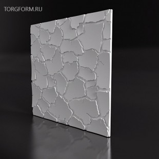 """Форма для 3D панелей  """"Туф """""""