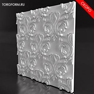 "Форма для 3D панелей ""Wallpaper"""