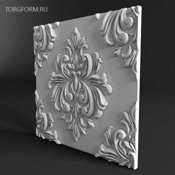 "Форма для 3D панелей ""Classic-1"""