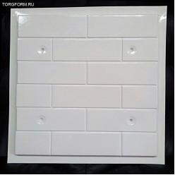 """Форма для теплого фасада """"Brick"""""""
